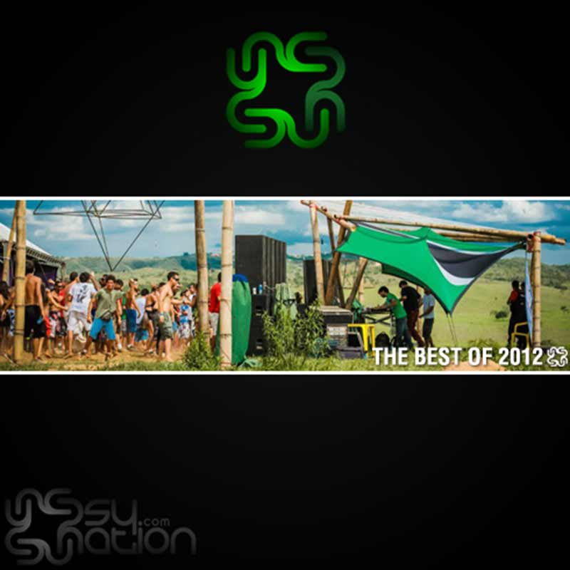 V.A. – The Best Of 2012 (Compiled by PsyNation.com)
