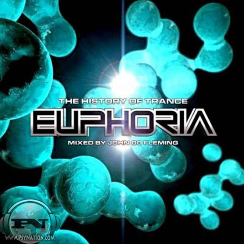 V.A. - The History Of Trance Euphoria (Mixed by John 00 Fleming)