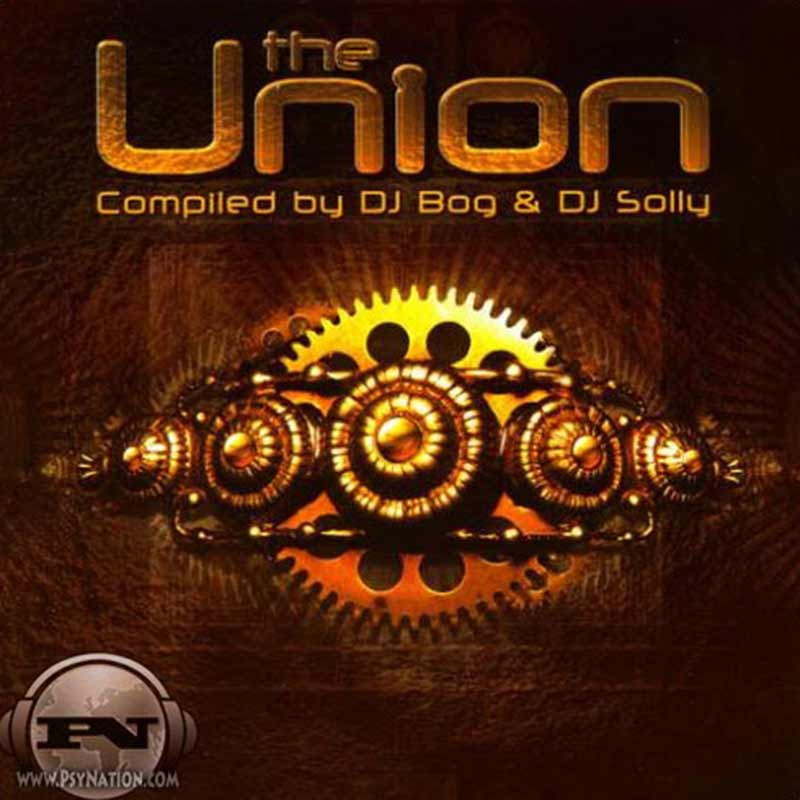 V.A. - The Union (Compiled by DJ Bog & DJ Solly)