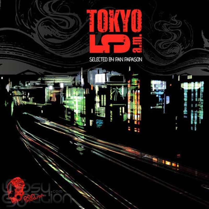 V.A. - Tokyo 5 A.M. (Selected by Pan Papason)