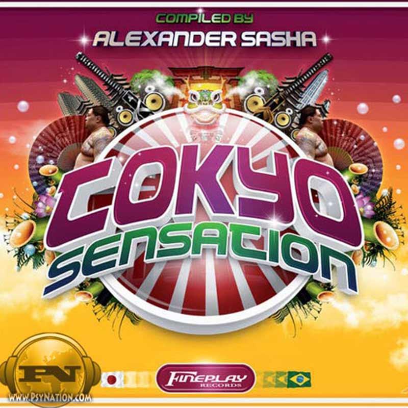 V.A. - Tokyo Sensation (Compiled by Alexander Sasha)