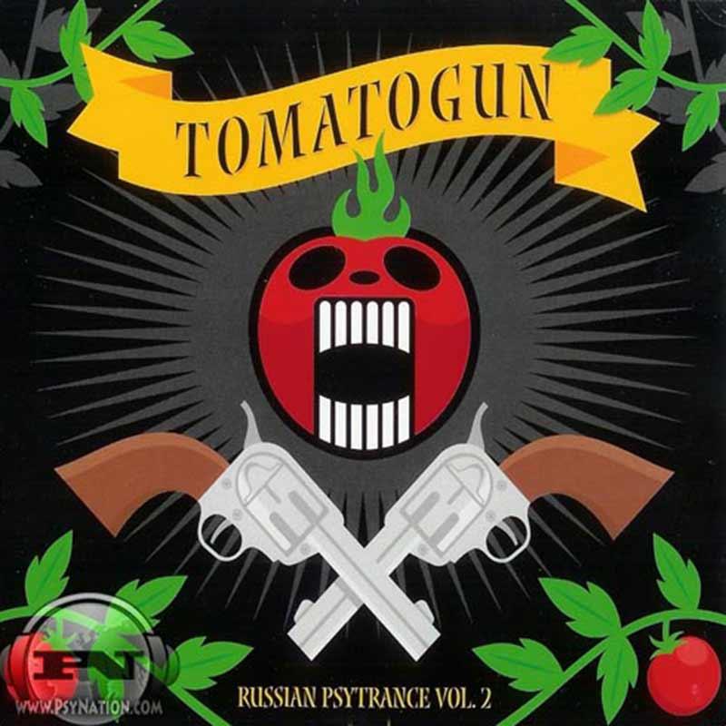 V.A. - Tomatogun (Compiled by DJ Becar)