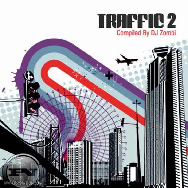 V.A. - Traffic Vol. 2 (Compiled by DJ Zombi)