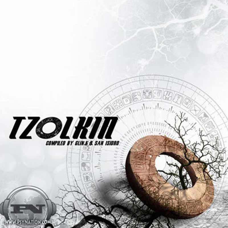 V.A. - Tzolkin (Compiled by Glin.K & San Isidro)