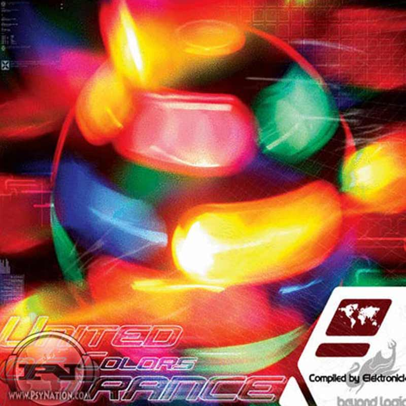 V.A. - United Colors Of Trance (Compiled by Elektronick)