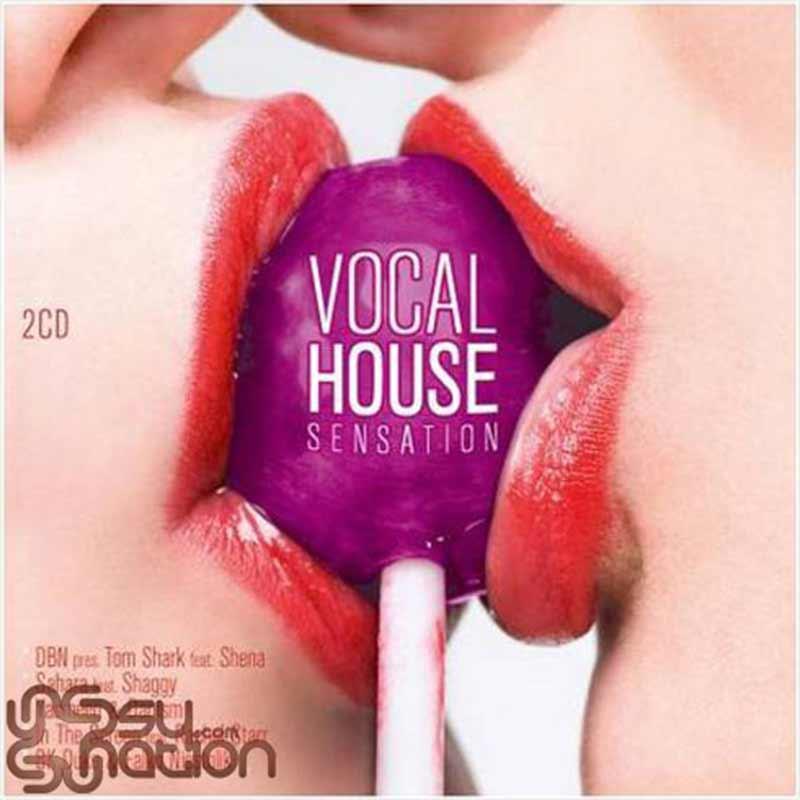 V.A. - Vocal House Sensation