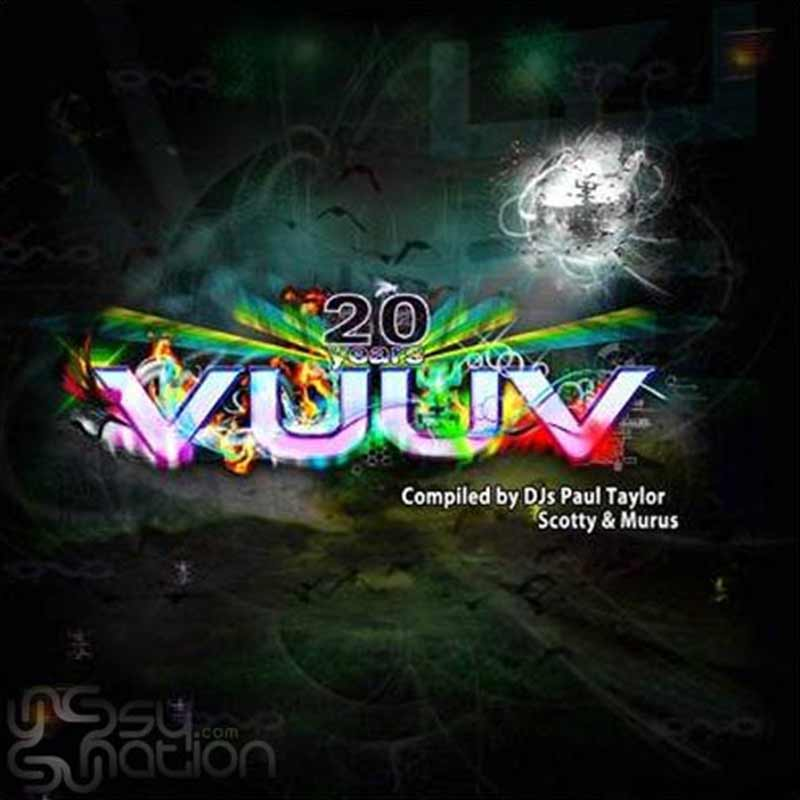 V.A. - VuuV Festival: 20th Years Anniversary (Compiled by Paul Taylor, Scotty & Murus)
