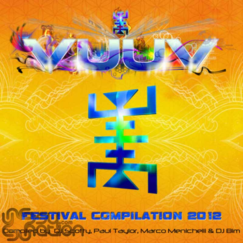 V.A. - VuuV Festival Compilation 2012 (Compiled by DJs Scotty, Paul Taylor, Marco Menichelli & Bim)