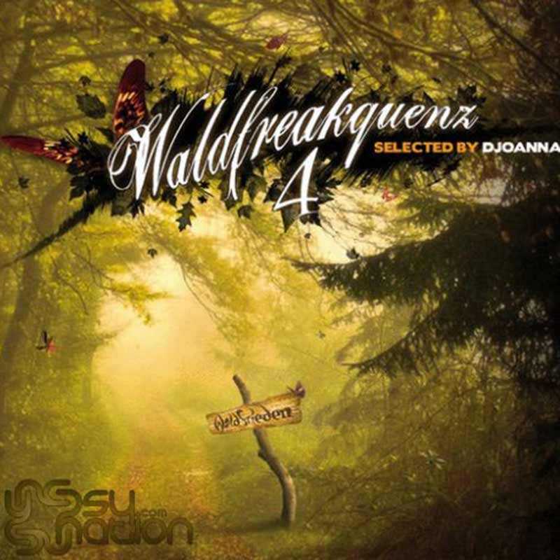 V.A. - Waldfreakquenz 4 (Selected by DJoanna)