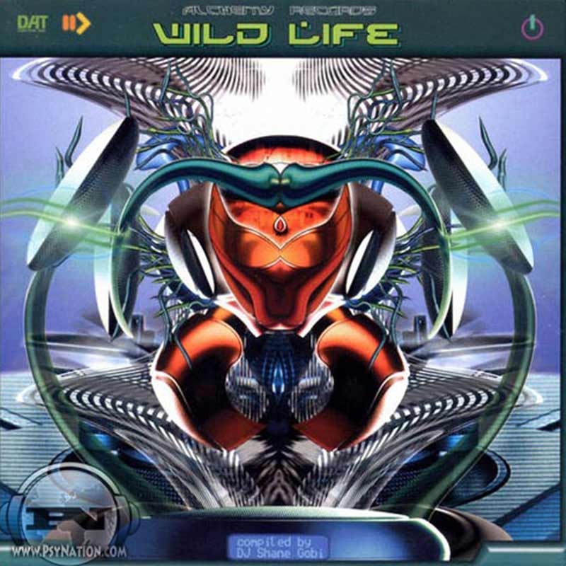 V.A. - Wild Life (Compiled by DJ Shane Gobi)