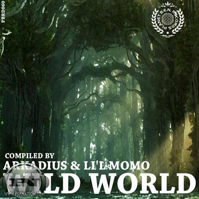 V.A. - Wild World (Compiled by Li'l Momo & Arkadius)
