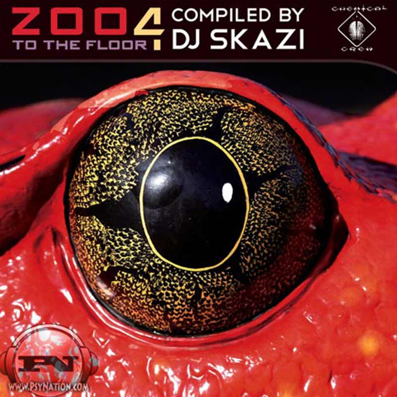 V.A. - Zoo Vol. 4: To The Floor (Compiled by Skazi)