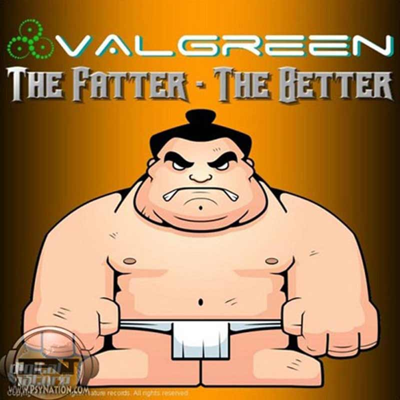 Valgreen - The Fatter / The Better EP