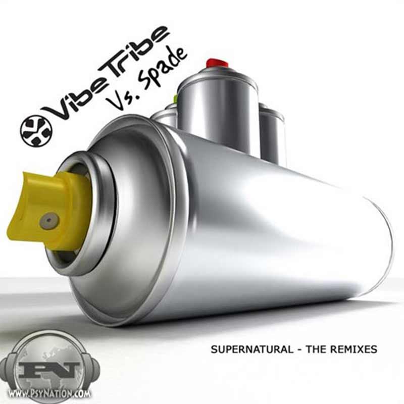 Vibe Tribe Vs. Spade - Supernatural: The Remixes