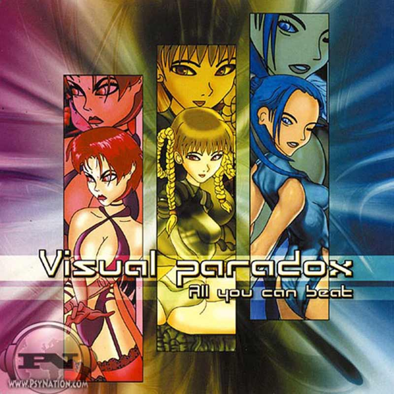 Visual Paradox - All You Can Beat