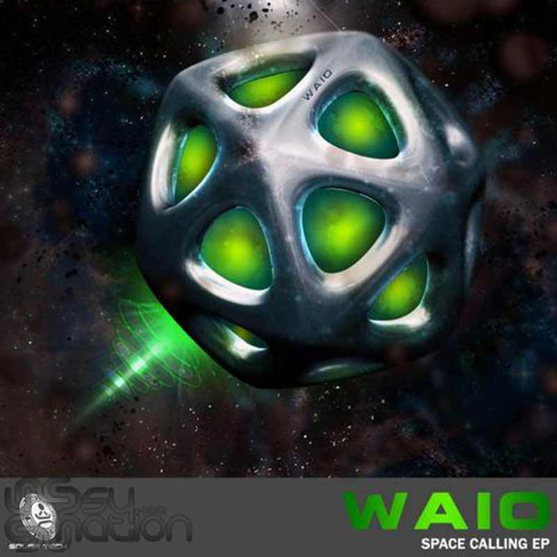 Waio – Space Calling EP