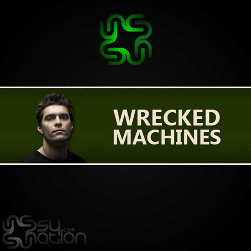 Wrecked Machines - Carambola Records 2009 (Set)