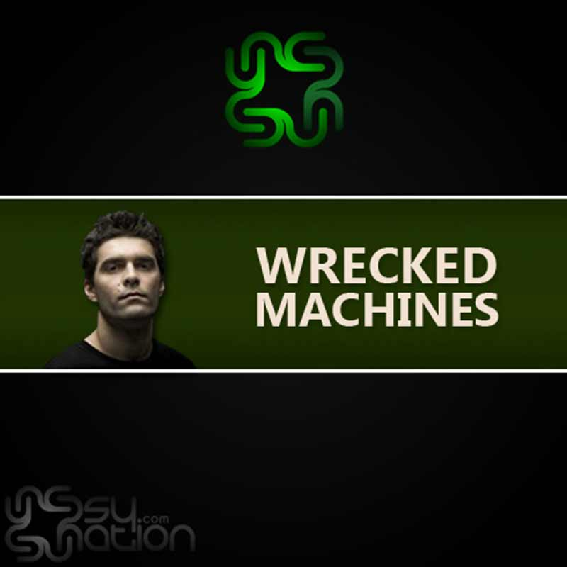 Wrecked Machines - Old Tracks (Mixed Set by Flavio Funicelli)