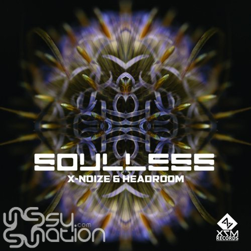 X-Noize & Headroom - Soulless