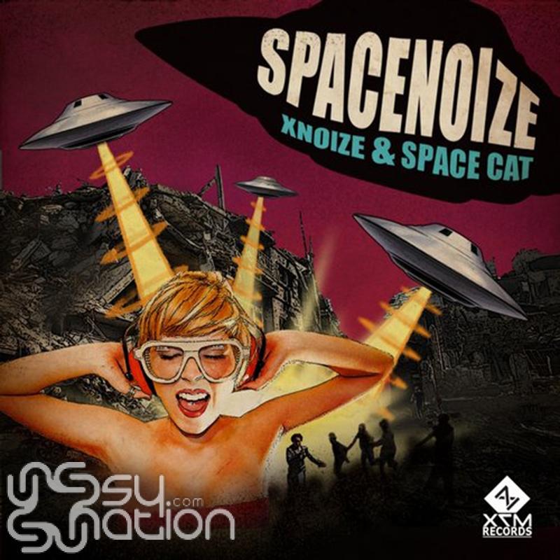 X-Noize & Spacecat - Spacenoize