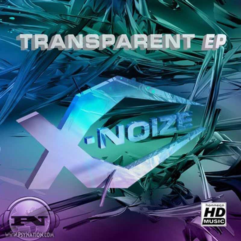 X-Noize - Transparent EP