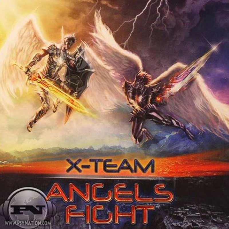 X-Team - Angels Fight