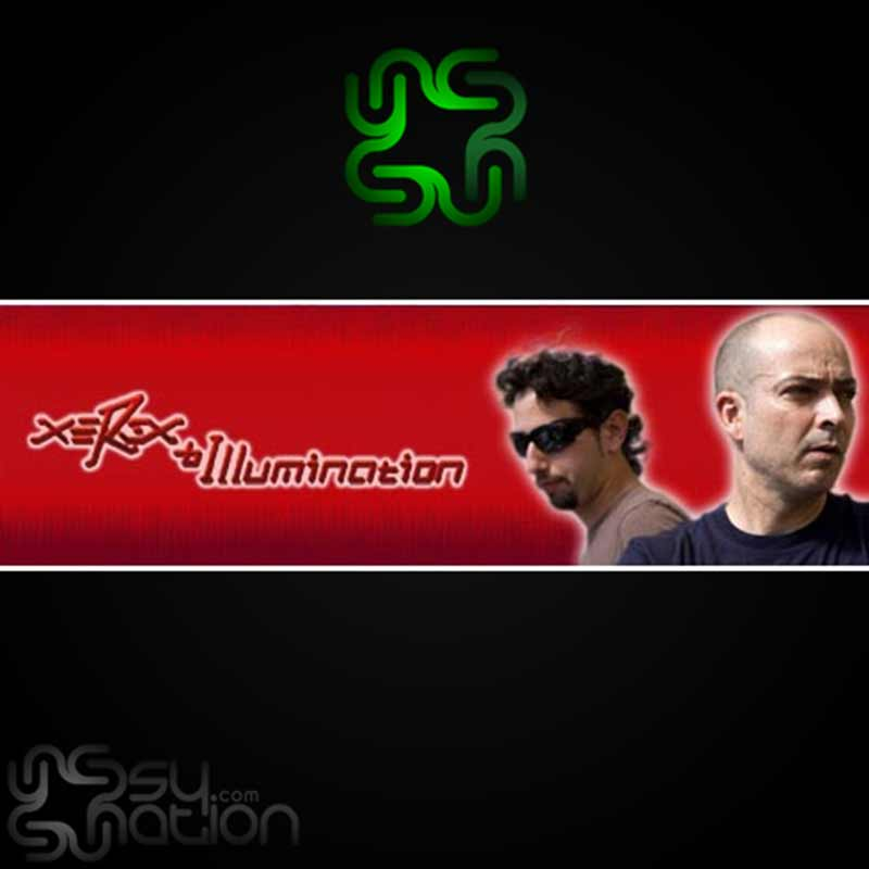 Xerox & Ilumination – Give Life A Trance (Set)