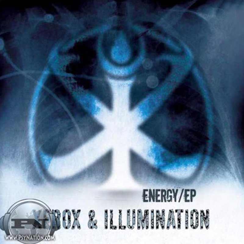 Xerox & Illumination - Energy EP