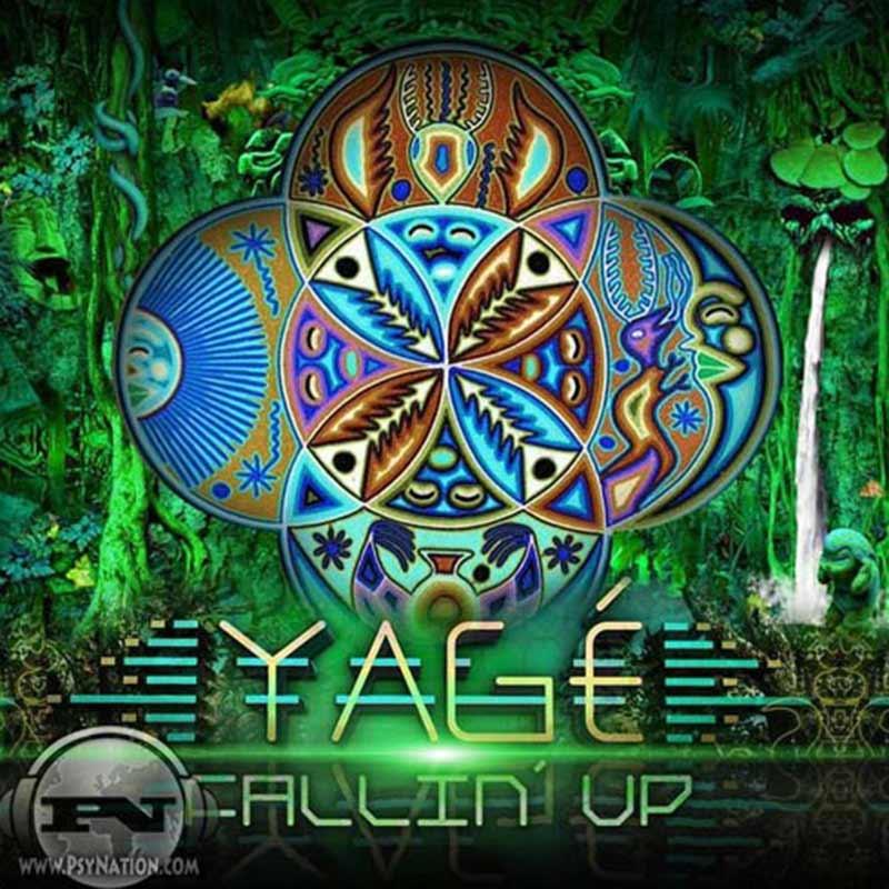 Yagé - Fallin' Up