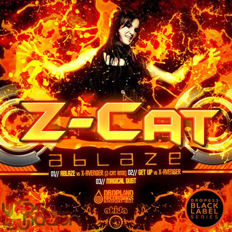 Z-Cat - Ablaze
