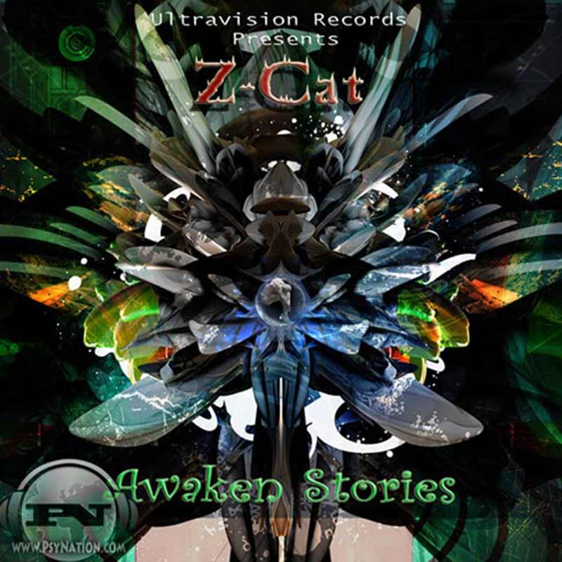 Z-Cat - Awaken Stories