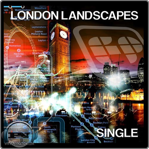 Zen Mechanics & Motion Drive - London Landscapes